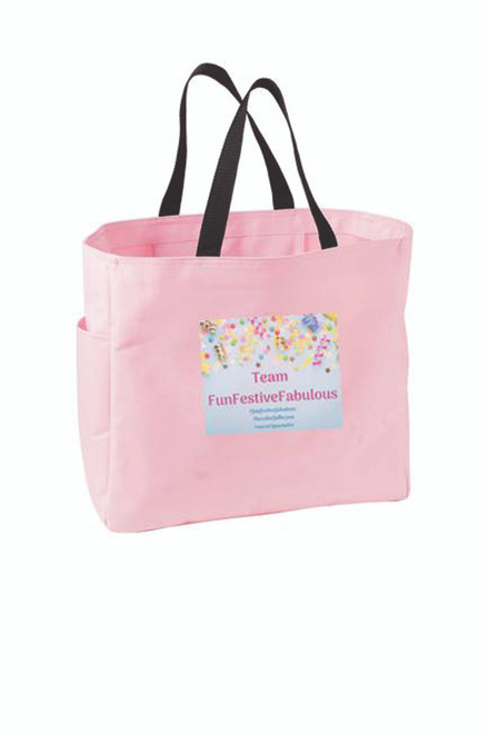Fun Festive Fabulous Tote Bag
