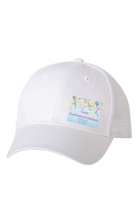Fun Festive Fabulous Trucker Hat
