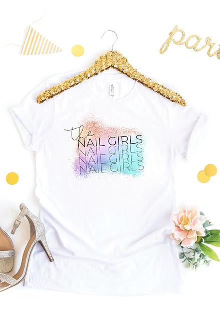 The Nail Girls Tee
