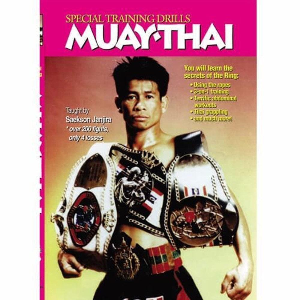 MMA, Grappling, and Muay Thai