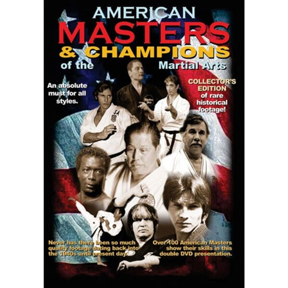 American Masters & Champions of the Martial Arts - DVD