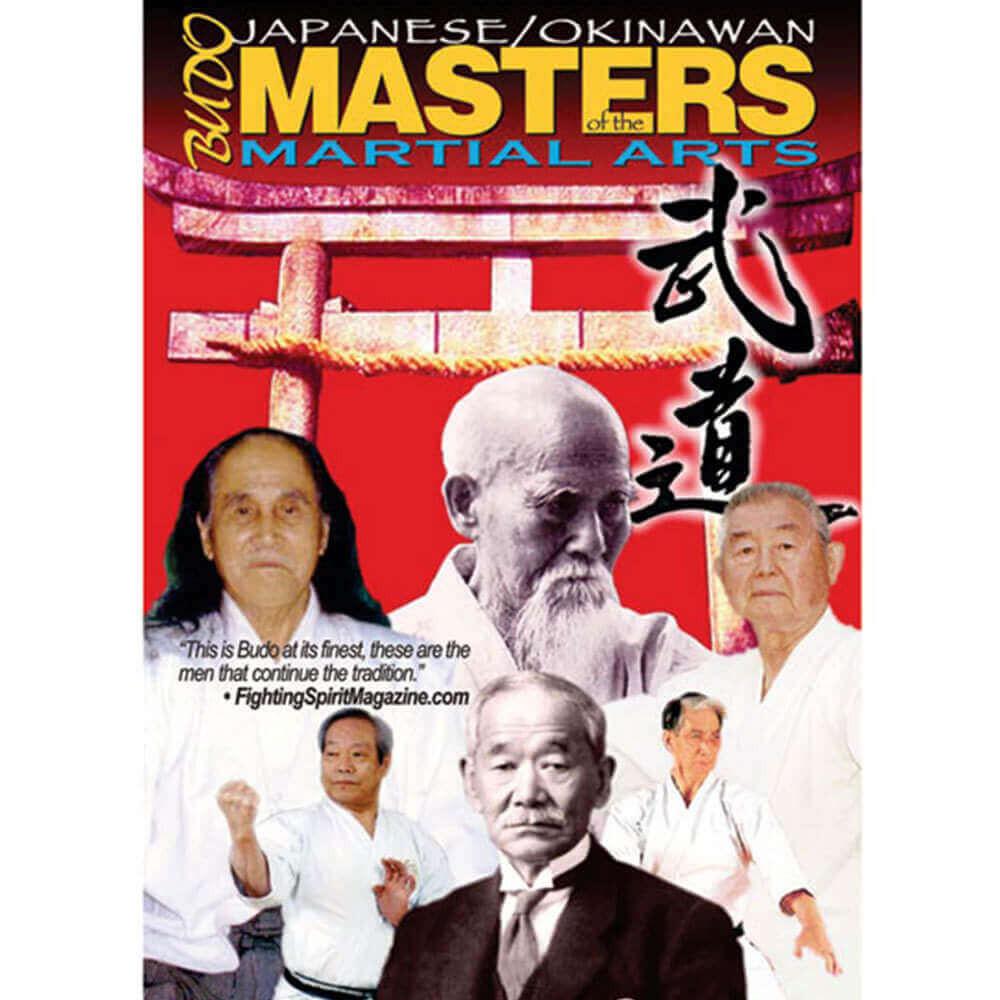 Japanese/Okinawan Masters - DVD