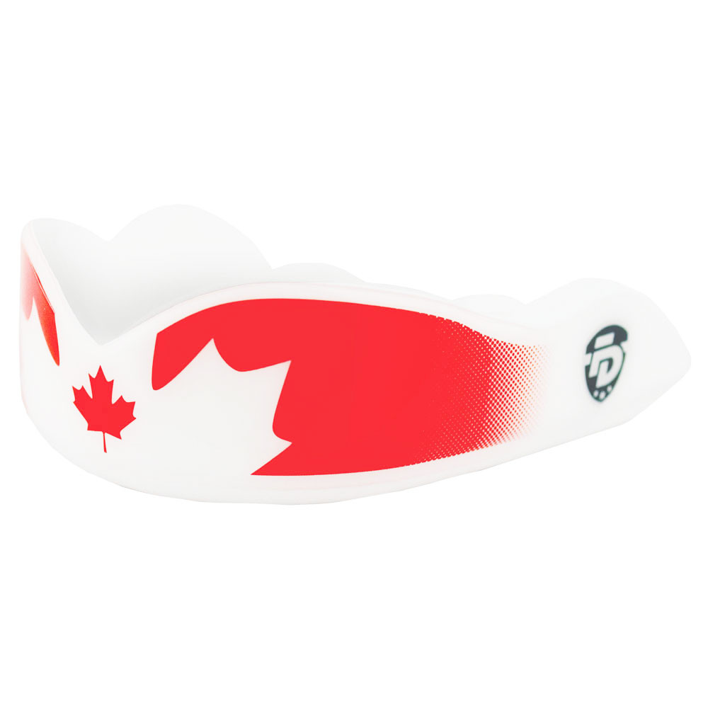 Fightdentist Boil & Bite Mouth Guard - Oh Canada