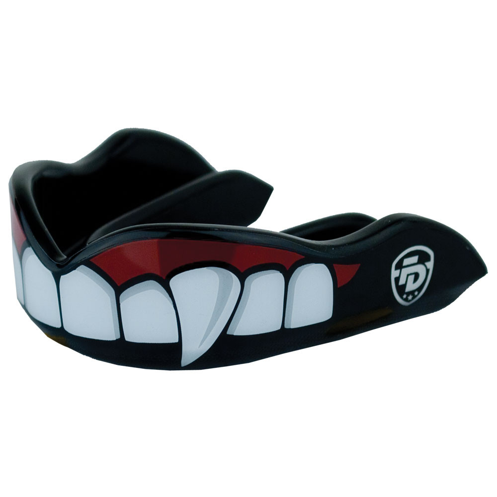 Fightdentist Boil & Bite Mouth Guard | for Boxing and Martial Arts |  Nightmare