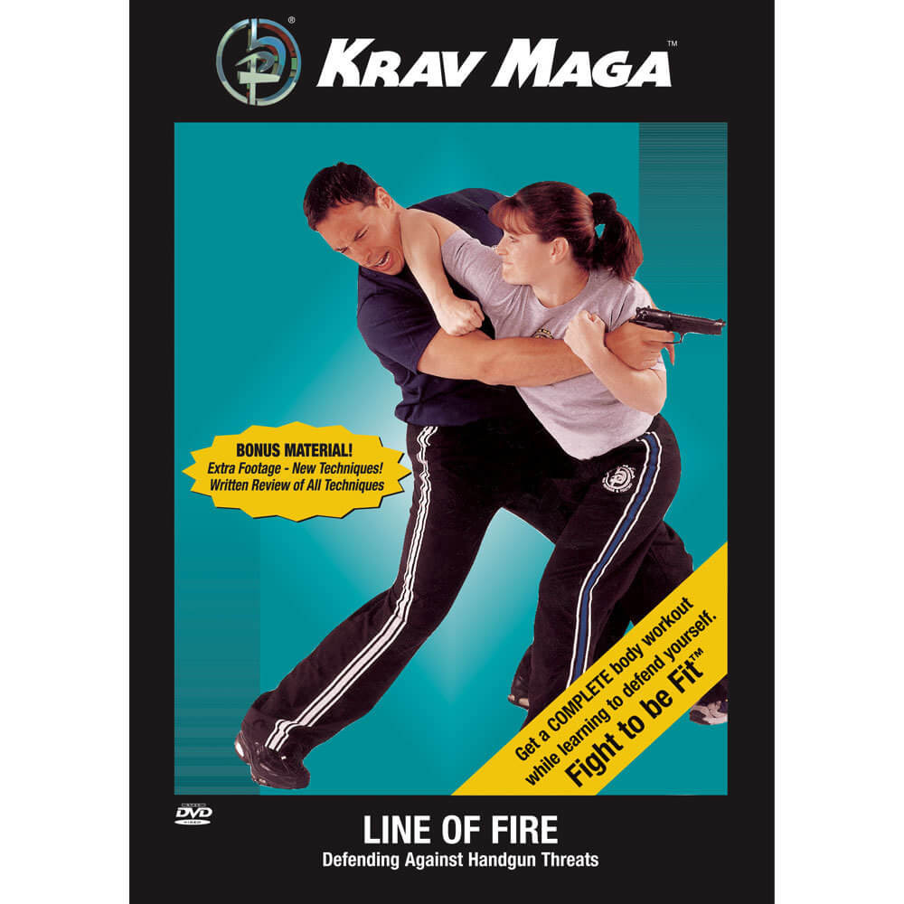 Krav Maga: Line of Fire DVD