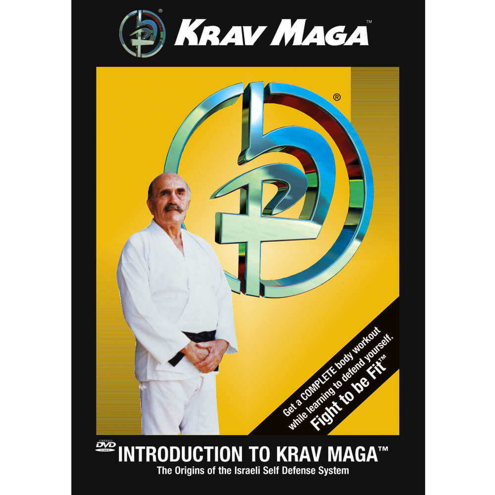 Introduction to Krav Maga DVD