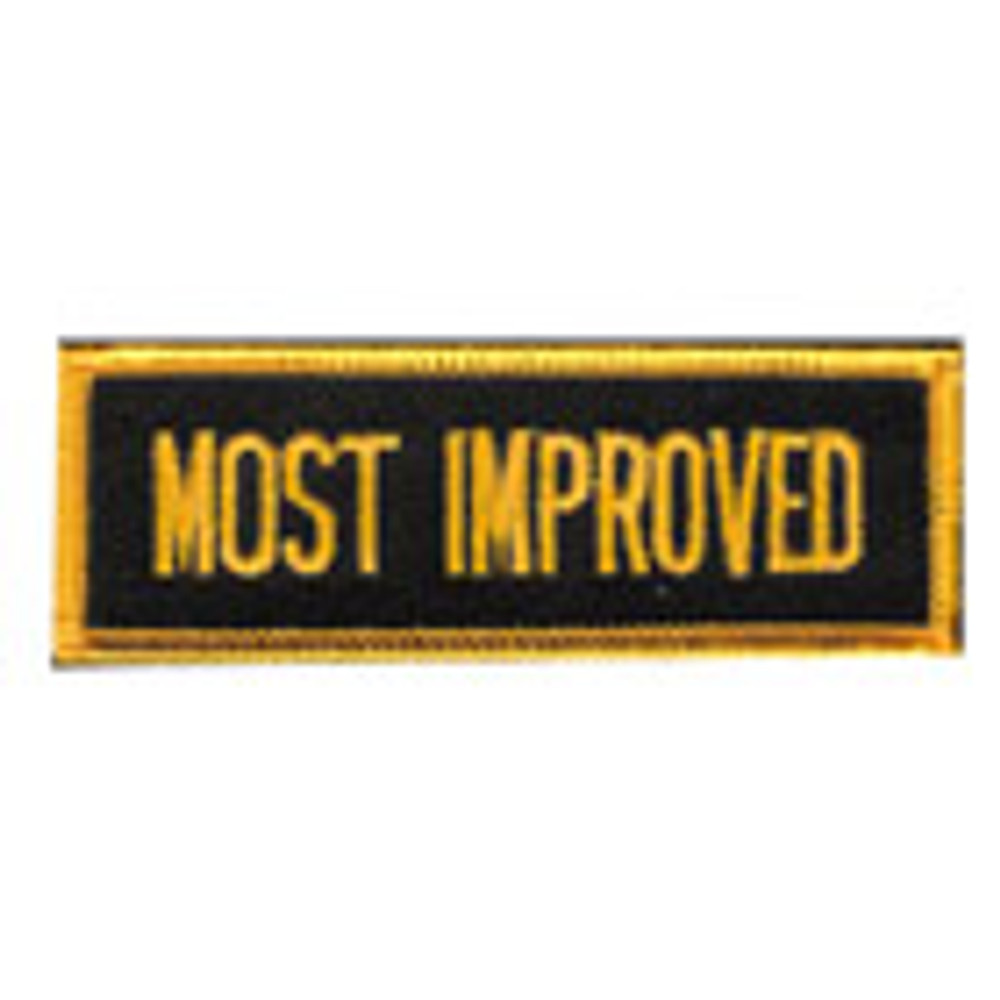 Most Improved Patch