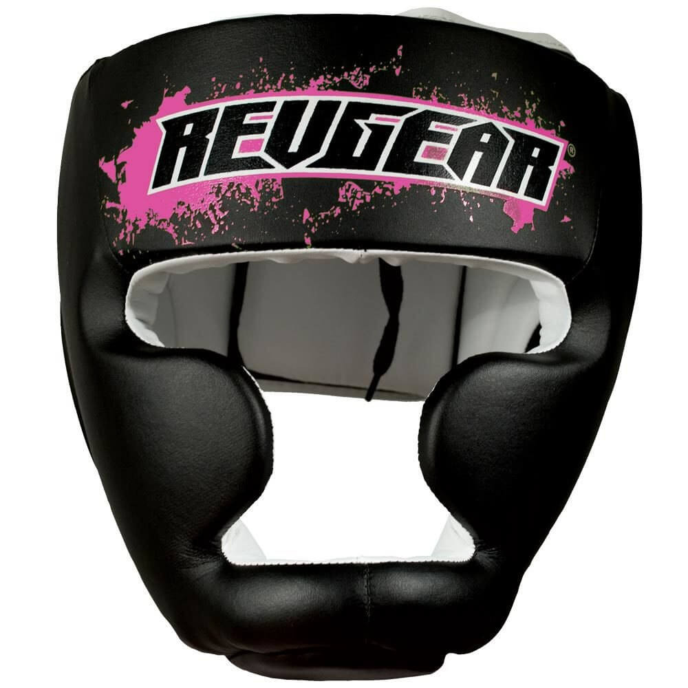 Youth Combat Series Headgear - Pink