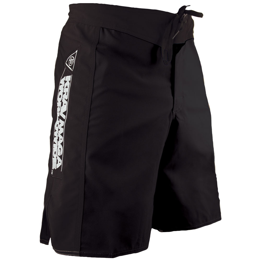 KMW Fight Shorts - Black