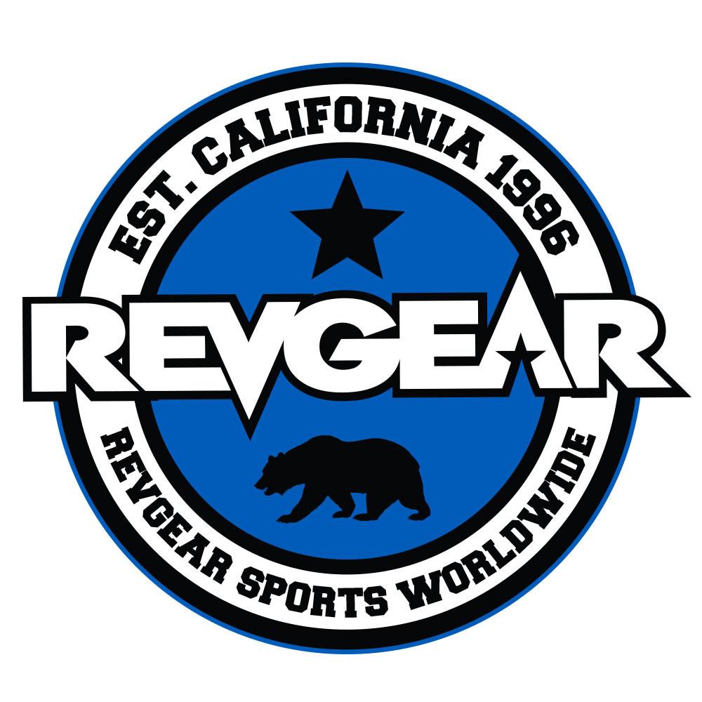 Revgear Sports Worldwide Sticker - Blue