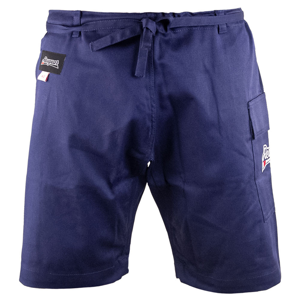 Jiu Jitsu Training Shorts for the Mat & Beachs - Navy