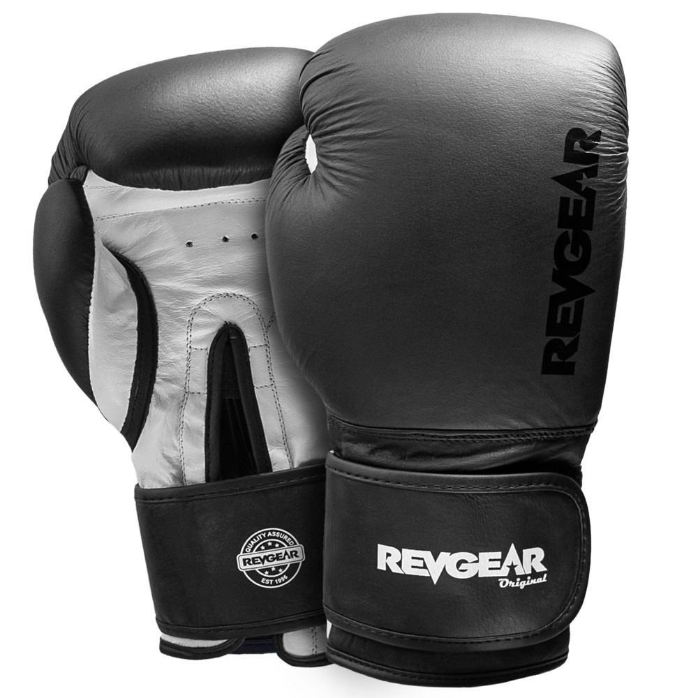 The Executive Leather Boxing Glove