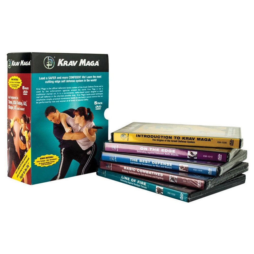 Krav Maga DVDs & Books