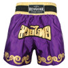 Apsara Thai Shorts - Purple