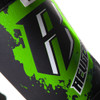 Combat Series Youth Shin Guards - Green