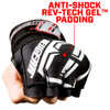 Neoprene Gel Hand Wraps with Wrist Wrap