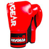 F1 Competitor Lace Boxing Gloves - Red