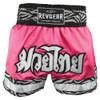 Apsara Thai Shorts - Pink