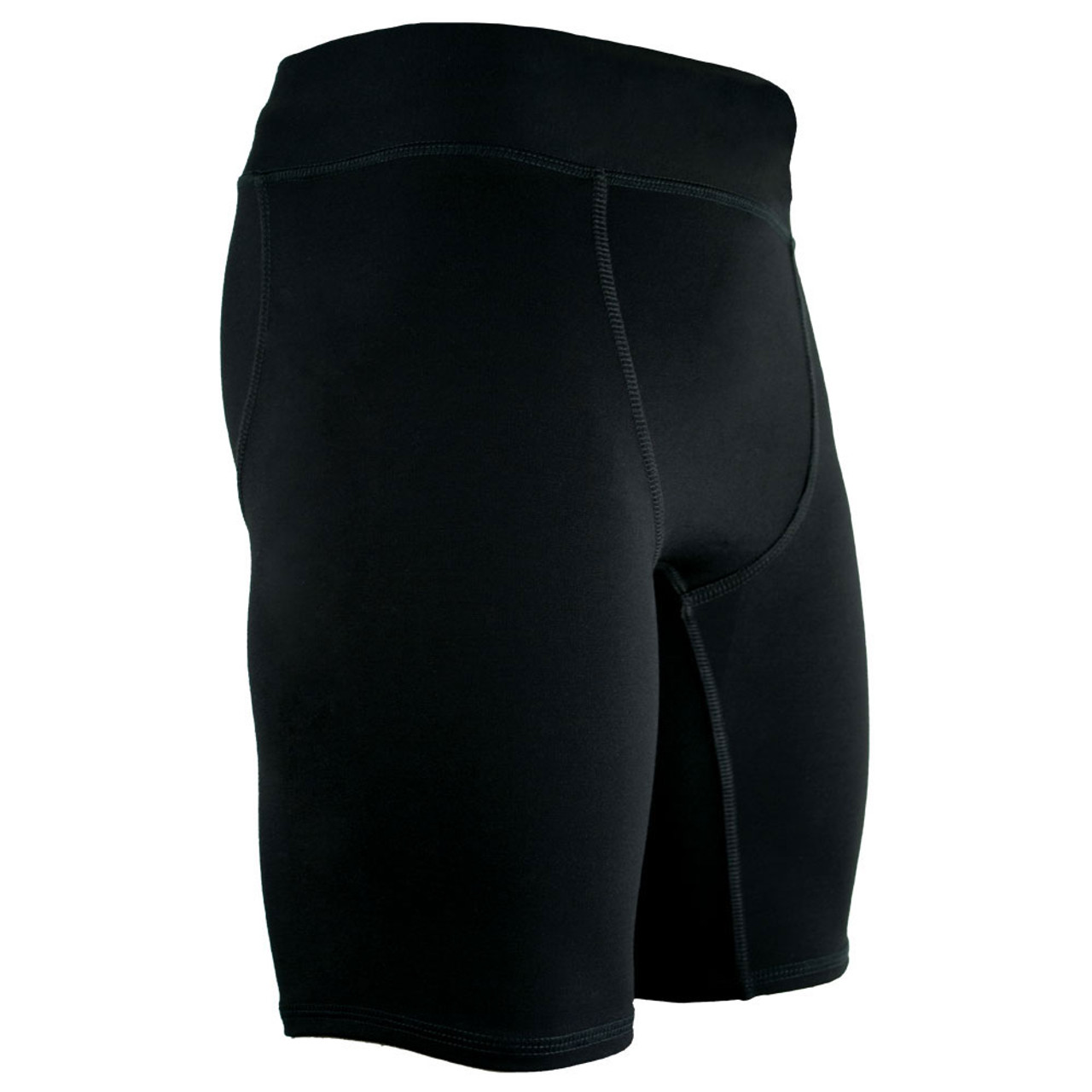 Blank Vale Tudo Shorts Long