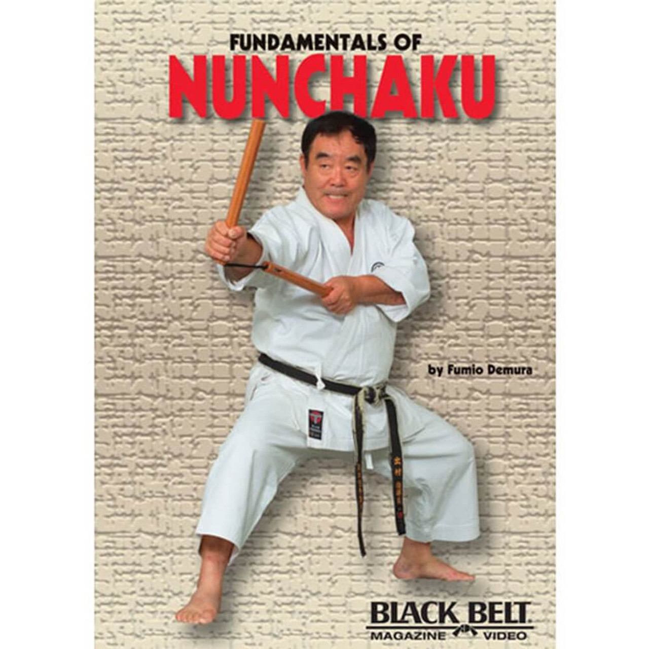 Fundamentals of Nunchaku - DVD