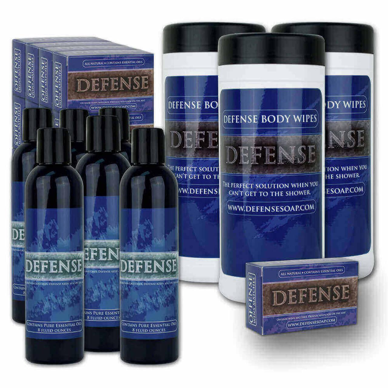 Defense Soap Gym Starter Kit