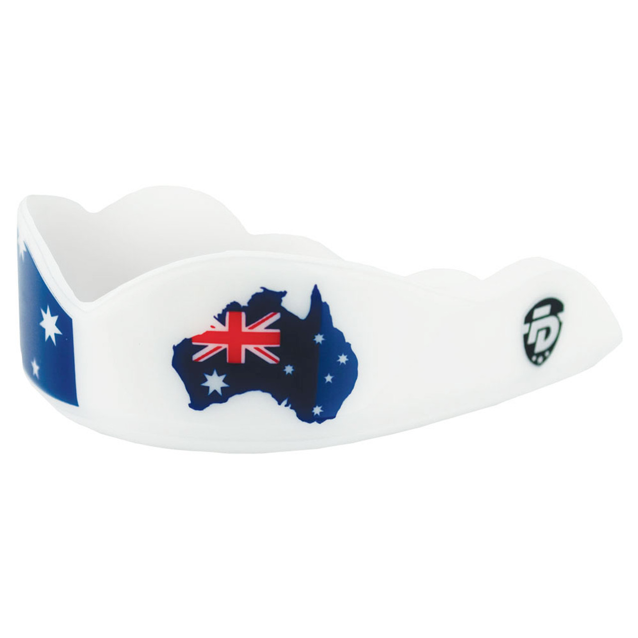 Fightdentist Boil & Bite Mouth Guard - Down Under