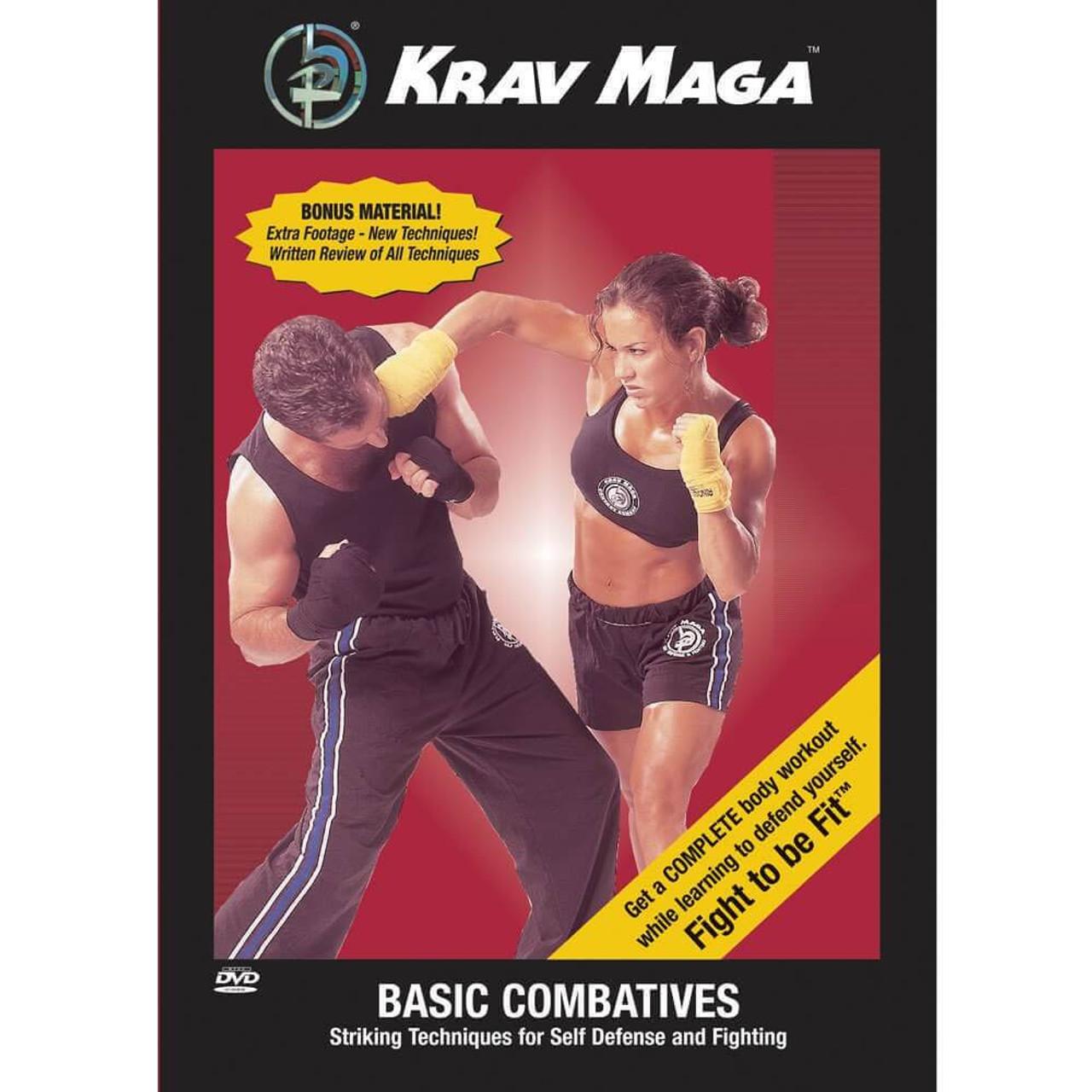 Krav Maga: Basic Combatives DVD
