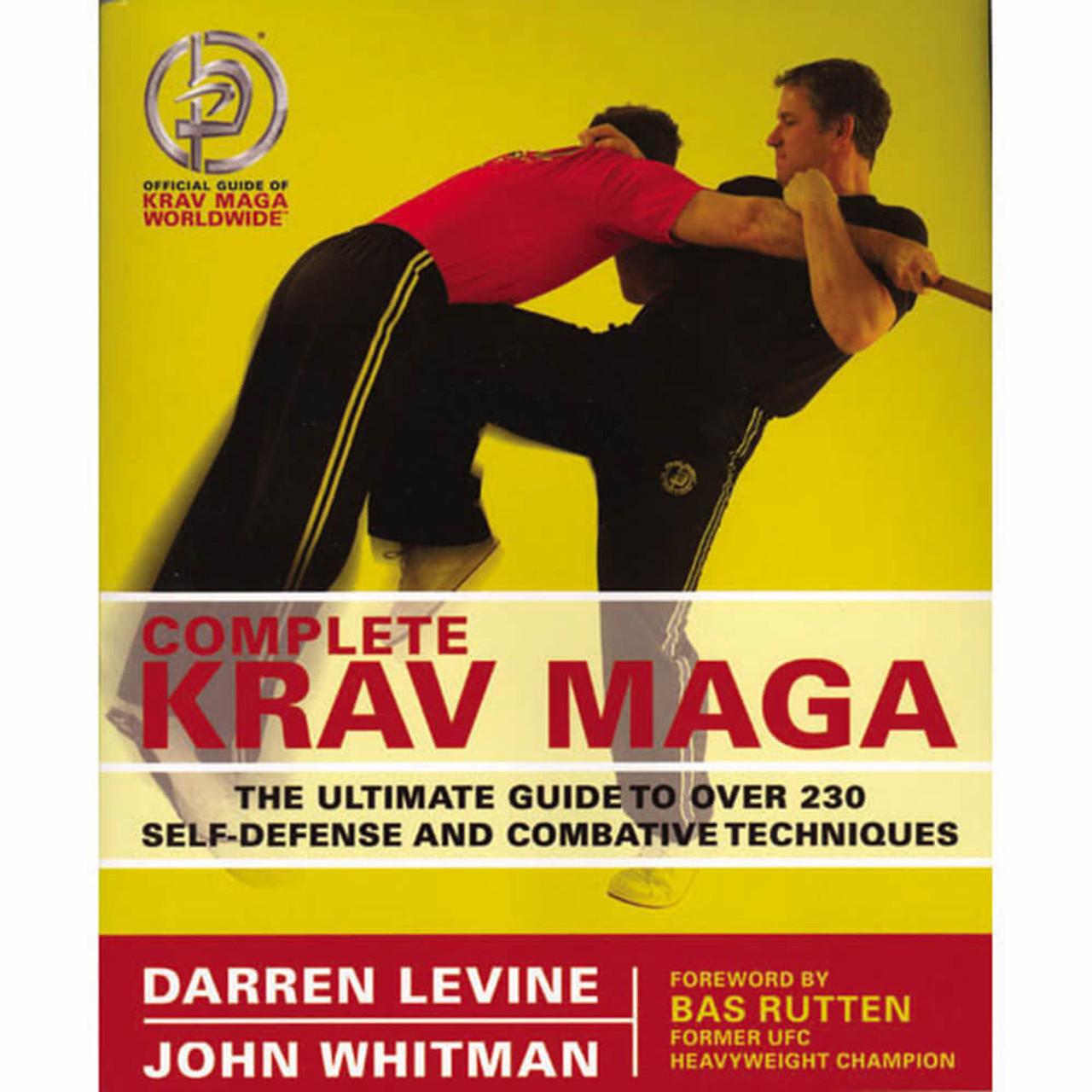 Complete Krav Maga - 2nd Edition Book