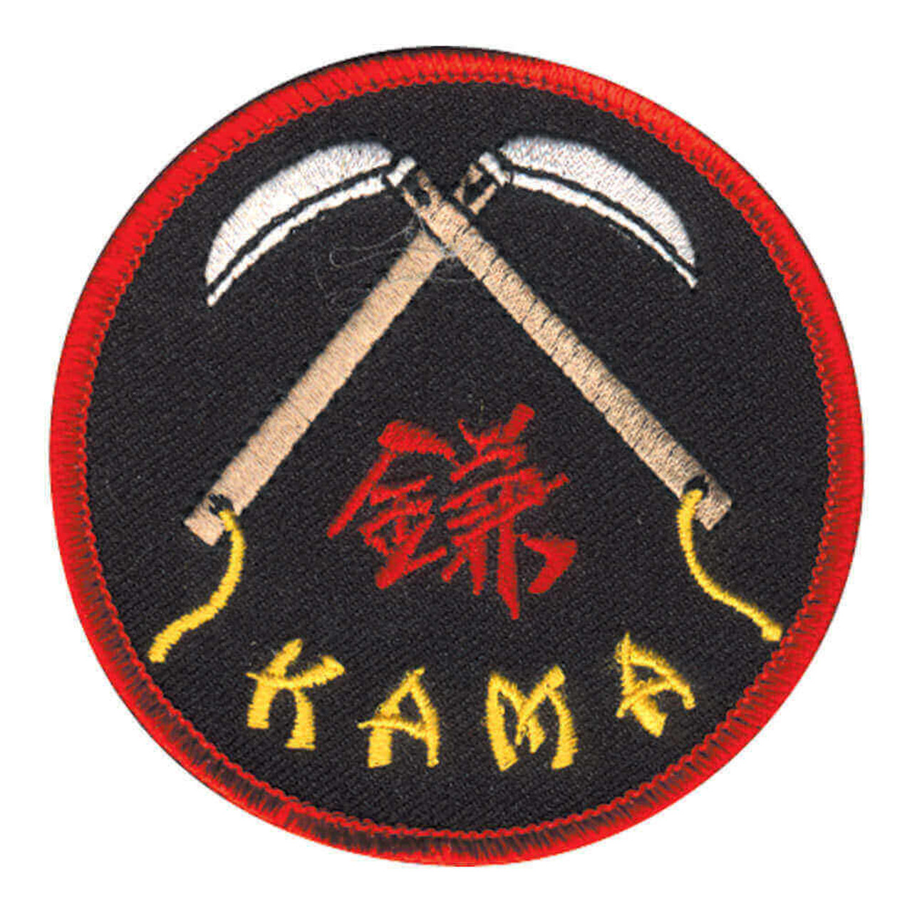 Kama - Round Patch