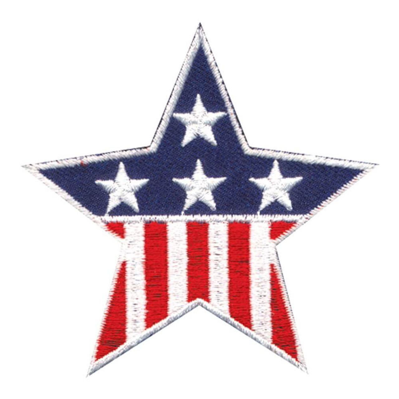American Star Patch