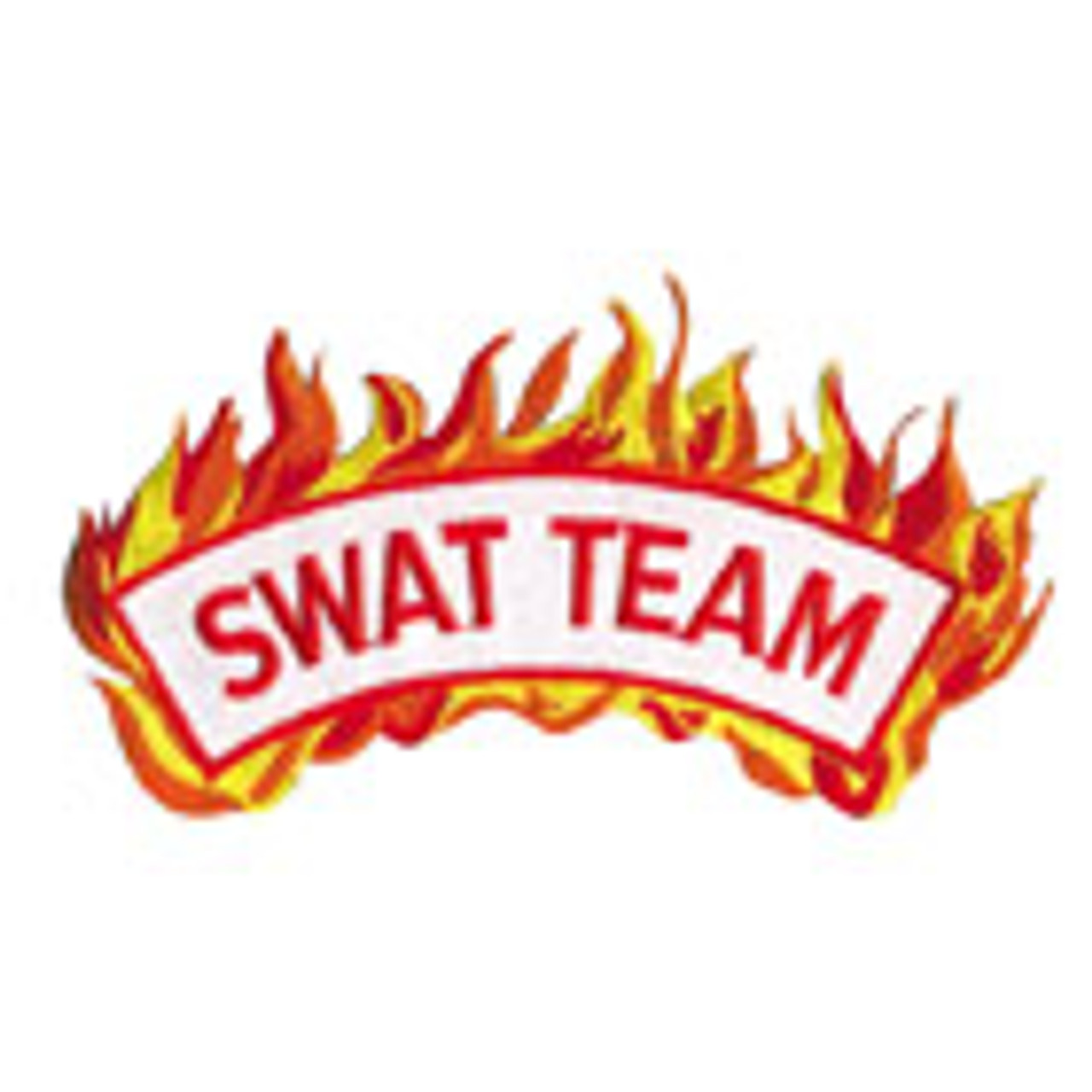 SWAT Team - Flame Patch