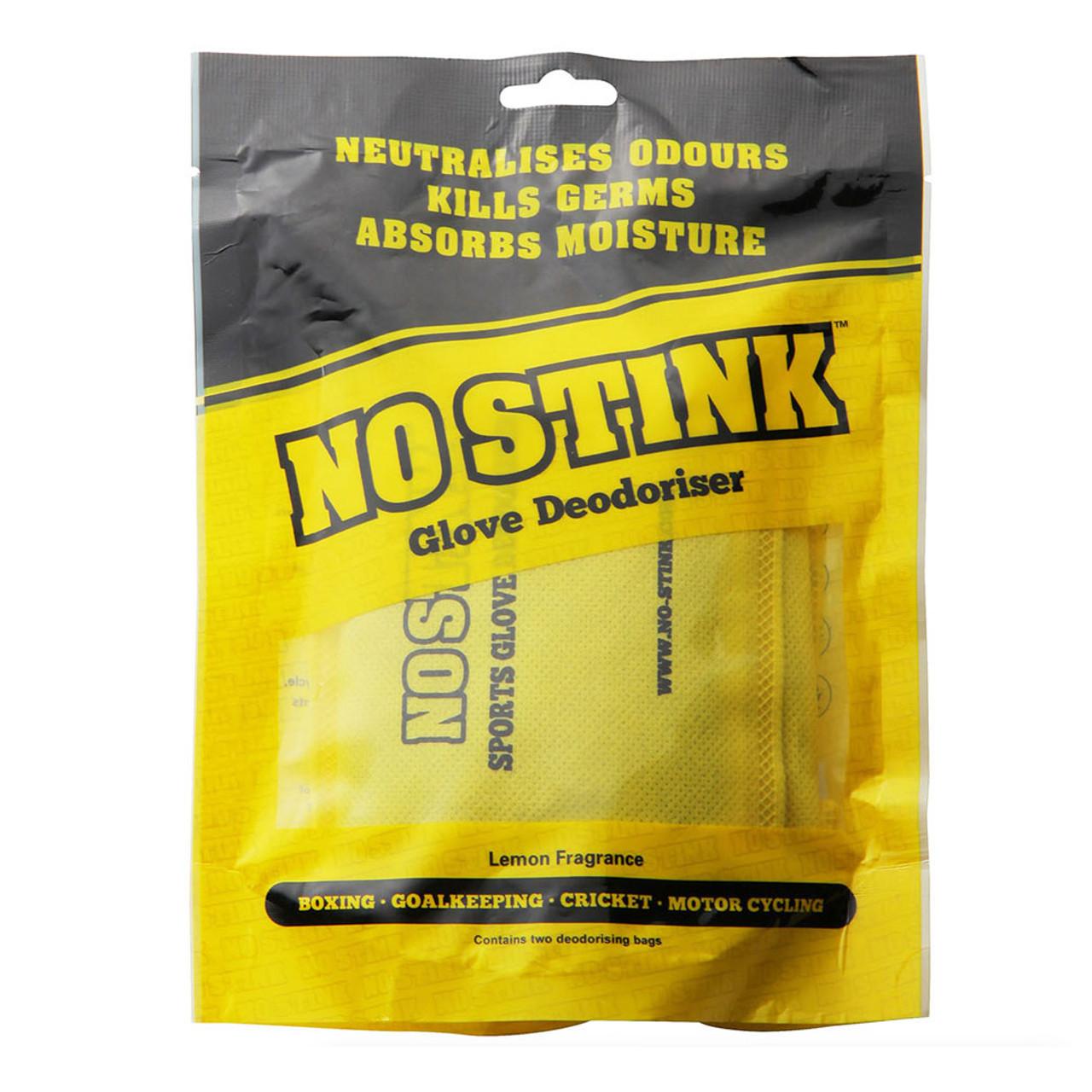 No Stink Deodorizer for Gym Bags /& Headgear