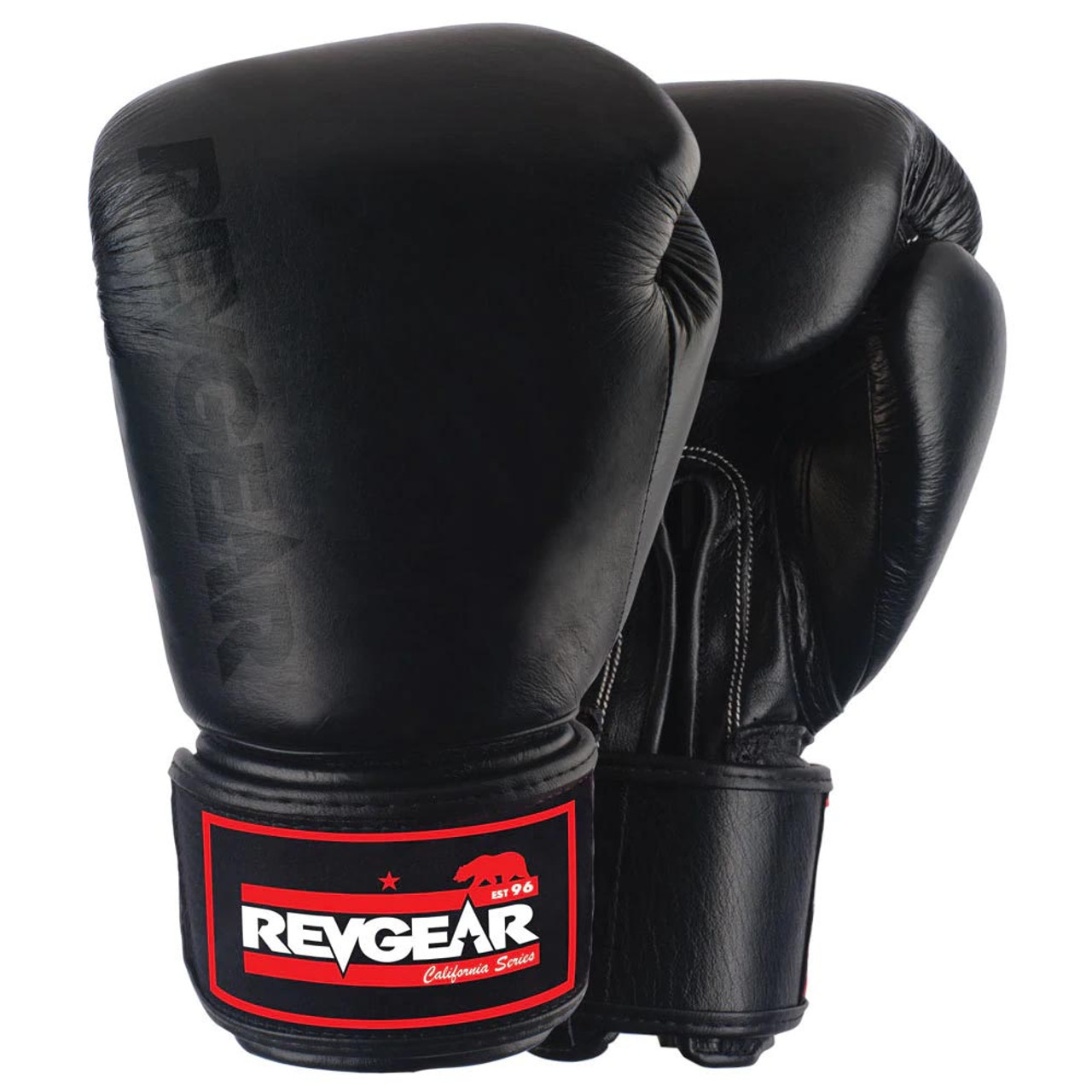 Original Leather Boxing Gloves