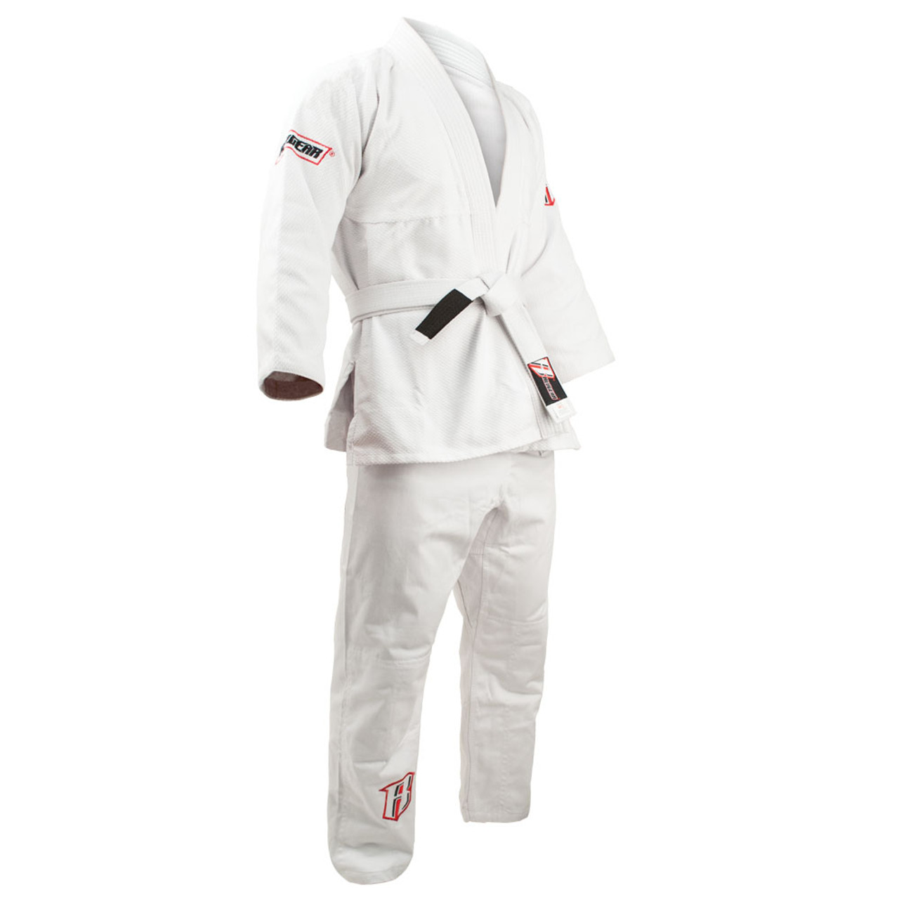 The Ultimate Jiu Jitsu Gi - White