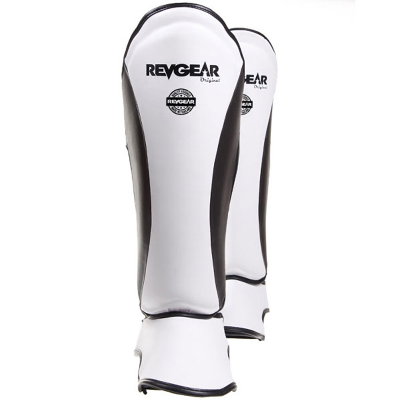 Revgear Original Thai Shin Guards - White