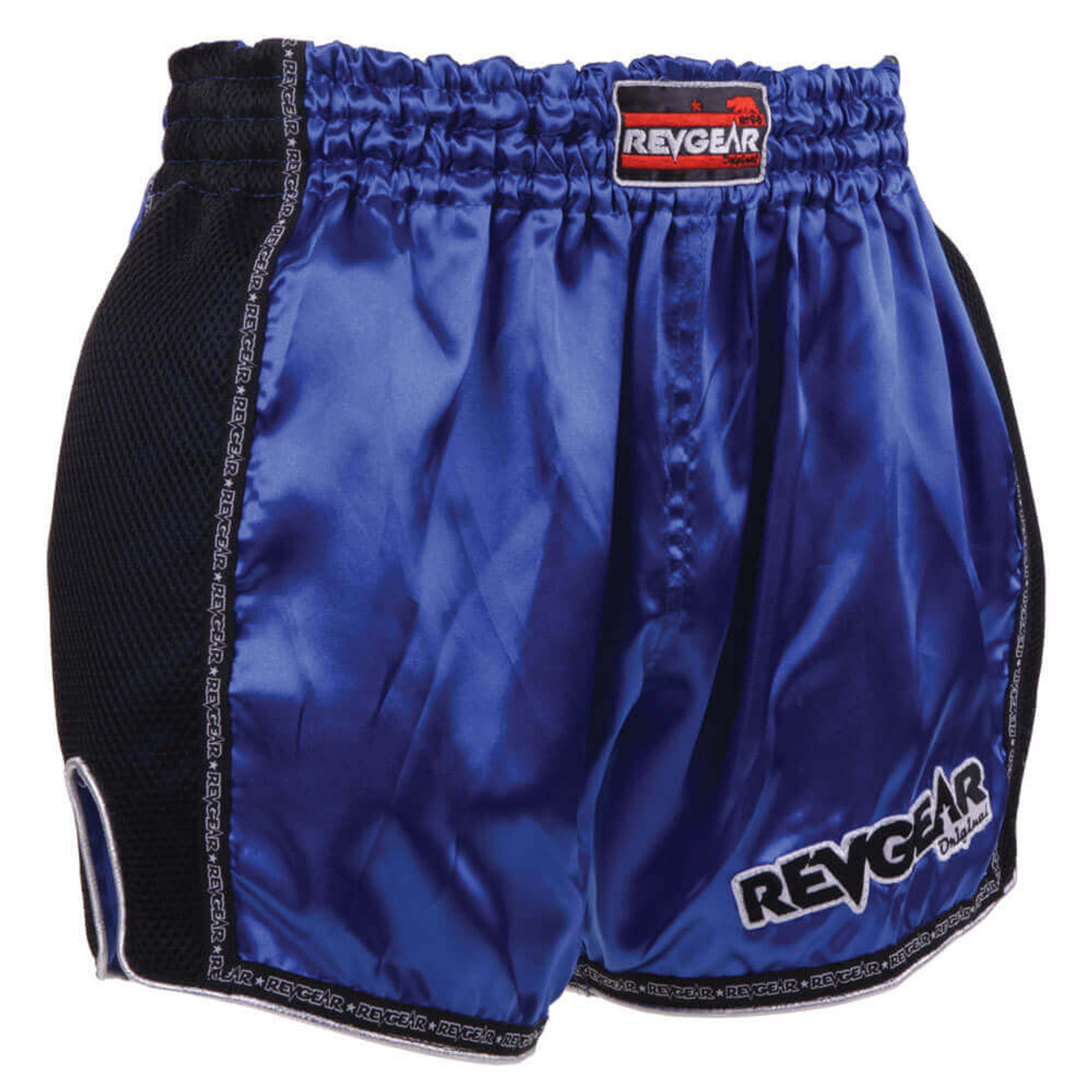 Thai Original Low Waist Muay Thai Short - Blue