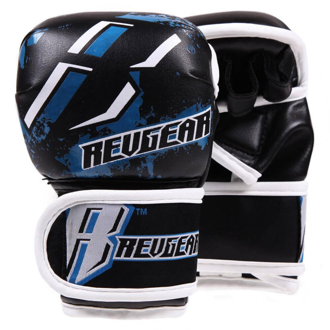 Revgear Deluxe Pro MMA Gloves