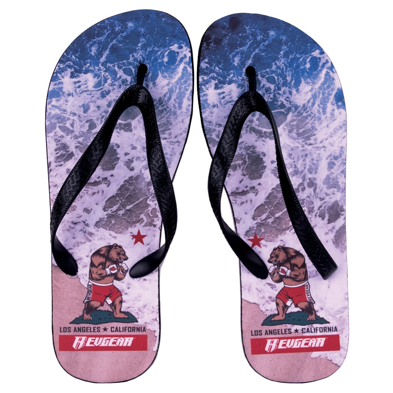 California Series Flip Flops