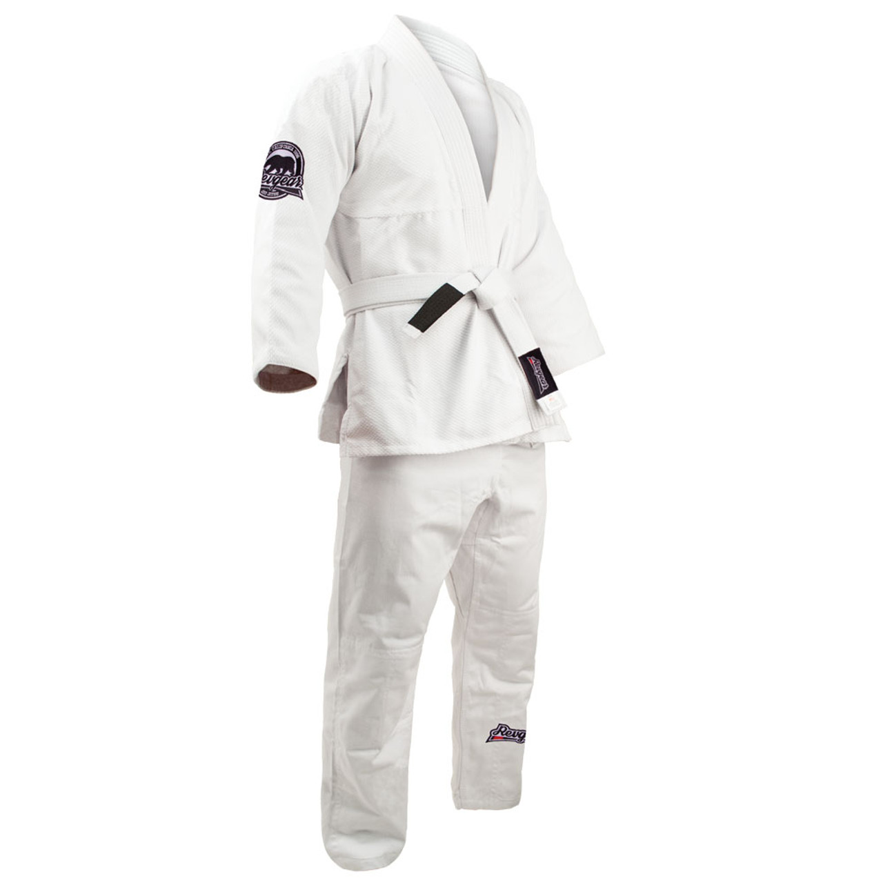 The Ultimate Starter Jiu Jitsu Gi - White