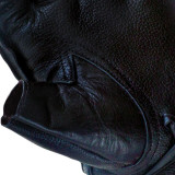 Leather Grappling Gloves