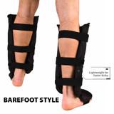 Ultralight Barefoot Shin and Instep Guard