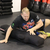 Motion Master Grappling Dummy by Erik Paulson with 20 Drills DVD