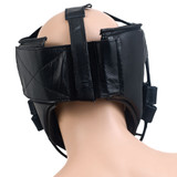 Leather Headgear with Face Cage