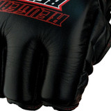 Challenger Pro Leather MMA Gloves