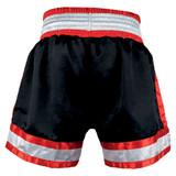 Deluxe Muay Thai Shorts - Black