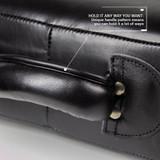 Suitcase Bag    Kick Shield