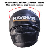 Pro Series Heavy-Hitters Air Focus Mitts