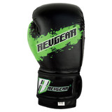 Youth Combat Series Boxing Gloves| for Martial Arts, Krav Maga and MMA | Green