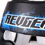 Youth Combat Series Headgear - Blue
