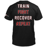 Revgear Core Tee - Black Red